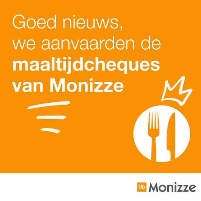 Monizze Maaltijdcheques